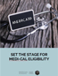 Set The Stage for Medicaid Eligibility